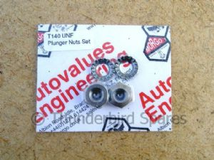 Oil Pump Retaining Nuts & Washers Set, Morgo, Triumph Unit Twins, 1969-1983